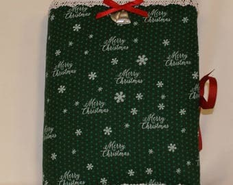 Merry Christmas Padded Christmas Photo Album- Clearance Sale