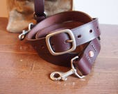 For Kate:  Adjustable Leather Strap