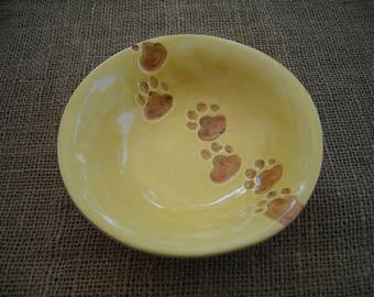Pet Dish -  Dog Bowl - Pet Lovers Dish - Cat Bowl - Dog Dish - Cat Dish - Pet Bowl - Pet Food Bowl - Dog Food Bowl - Cat Food Bowl