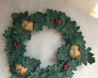 Garden Girls Wreath
