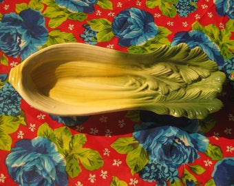 1950's Celery Spoon Rest