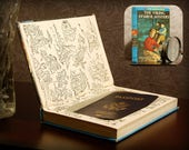 Hollow Book Safe - Vintage 1963 The Hardy Boys: The Viking Symbol Mystery - Secret Book Safe