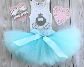 Cinderella Dress   Birthday Outfit   Birthday Outfits   1st Birthday Outfit   First Birthday Outfit   Tutu Dress   Birthday Tutu
