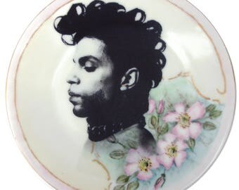 "Prince Portrait Plate - 6"""