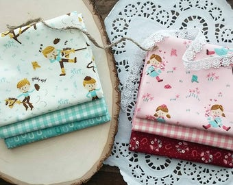 Howdy Fat Quarter Bundle - Handcut - Custom Bundle