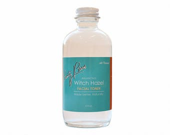 Beauty Brew Witch Hazel Facial Toner 4 fl oz.