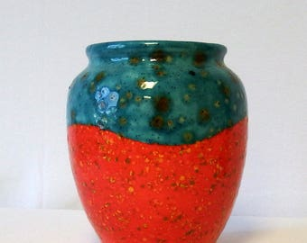 Fire and Water Lead Free Stoneware Planter