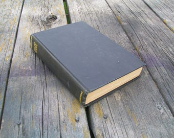 Vintage Book Tombstone An Iliad of the Southwest by Walter Noble Burns 1952