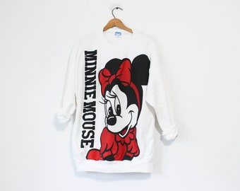 Vintage Walt Disney World Minnie Mouse Sweatshirt