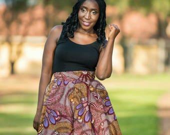 Circle Me Skirt