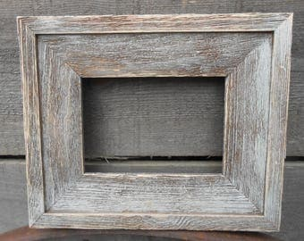 Quality Made 11x14 Barn Wood Rustic Handcrafted Handmade Barn Board Picture Frames Distressed Weathered