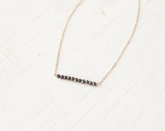 Bead Bar Necklace