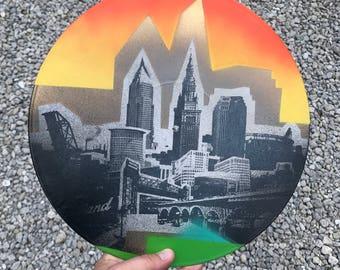 Cleveland Art on Vinyl Records 02