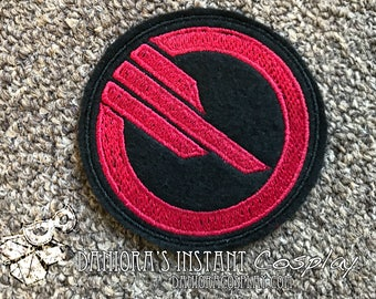Star Wars Battlefront II Inspired Inferno Squad Sew On Patch