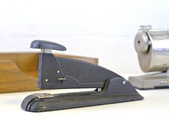 Antique office stapler old stapler