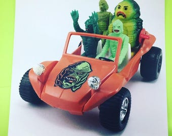 Buggy from the Black Lagoon