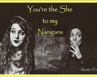 Shenaningans - Magnet