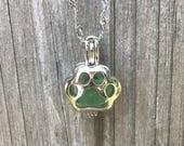 Paw Print Locket  by Wave of LIfe™