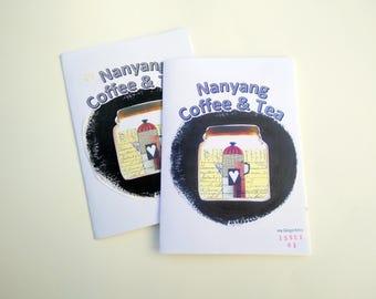 ZINE Nanyang Coffee and Tea
