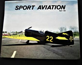 Sport Aviation, Sport Aviation Magazines, Aviation Education, Flight Magazines, Amateur Aircraft, Aircraft Builders, Sport Flying, Aviation
