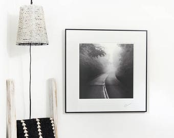 framed photography, framed art, framed print, black and white photography, framed art, landscape photography, 24 x 24 inches