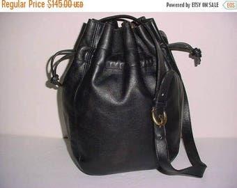 On Sale Coach Bag~Coach~Coach Bucket Bag~Black Coach~Tote~ Cross Body~ Bucket Bag  Handbag