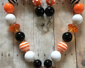 Clown Fish Chunky Necklace!
