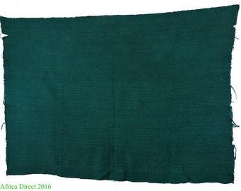 Dogon Textile Handwoven Green African Art 102983