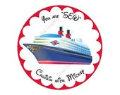 Cruise Stickers