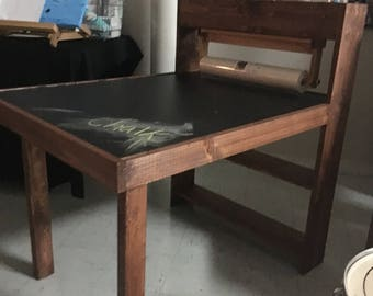 Childs Art Table