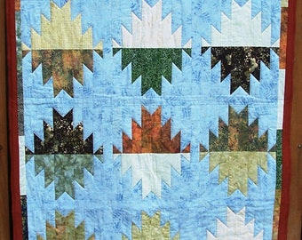 Mountain Hike Quilt