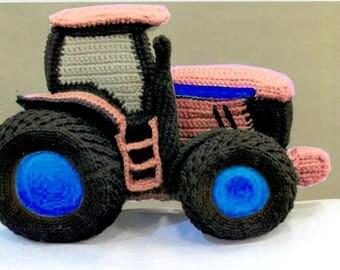 Remi Dear Tractor pattern