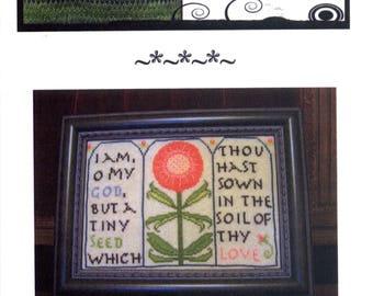 Industrioushead: A Tiny Seed - Cross Stitch Pattern