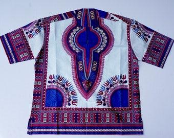 Dashiki Shirt, Men's shirt