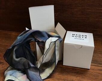 MH Silk Scarves