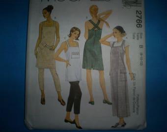 McCalls 2766  Size 8-12  Dress /Jumper.
