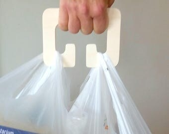 "Objectify ""Staple"" Grocery Bag Carrier"
