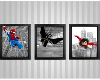 Lego Superheroes Batman