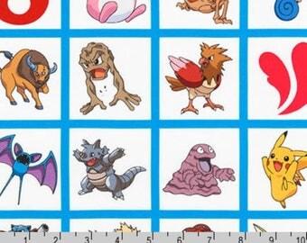 Pokemon - Multi Grid Characters from Robert Kaufman
