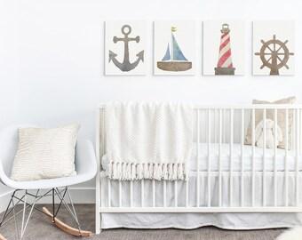 Canvas Prints For Baby Room rustic boy nursery decor nursery scripture art be strong