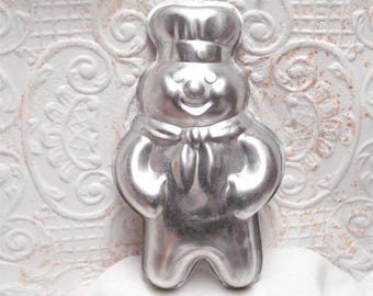 1974 Pillsbury Doughboy Cake Pan