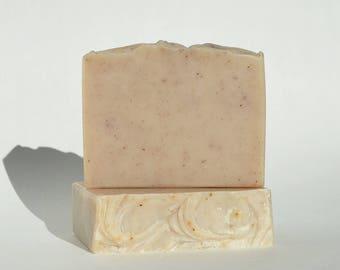 LAVENDER All Natural Handmade Soap, Vegan Soap