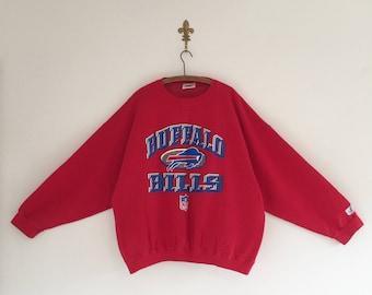 Vintage 80's Buffalo Bills NFL Sweatshirt XL XXL