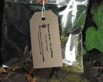 Call Forest Spirits incense- natural magic- witch-witchcraft - druids- wicca- pagan