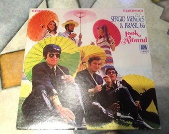 Segio Mendes And Brasil 66 Look Around on A & M Records 1968