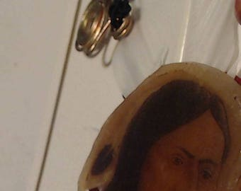 Image On Clay ( NativeAmerican)