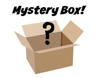 MEDIUM Mystery Box - Plush Toy Mystery Box, Blind Box Surprise, Plush Toy Gifts, Stuffed Animal Mystery Boxes, Soft Toy Mystery Box