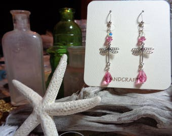 Dragonfly Earring Dangles