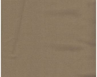 ON SALE Solid Tan Fabric, Light Brown Fabric, Fabric, Quilting Solids, Tan Fabric, 01155A