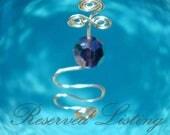 Reserved for Jaclyn - NuGold - Sterling Silver - Handstamped - Secret Message  - Stack Bracelets